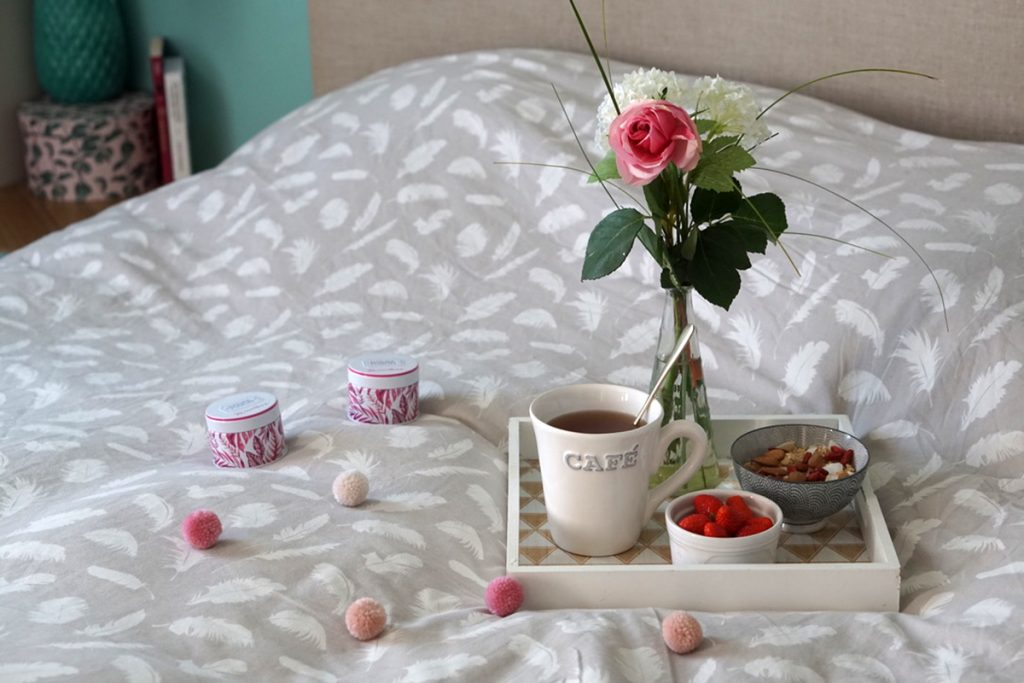 Petit déjeuner au lit Lifestyle
