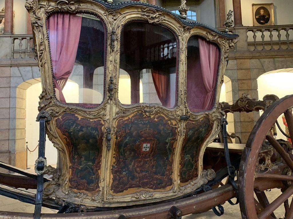 Musée des Carosses Lisbonne
