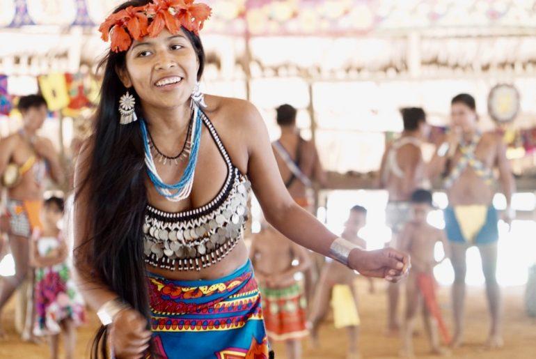 Emberas Panama