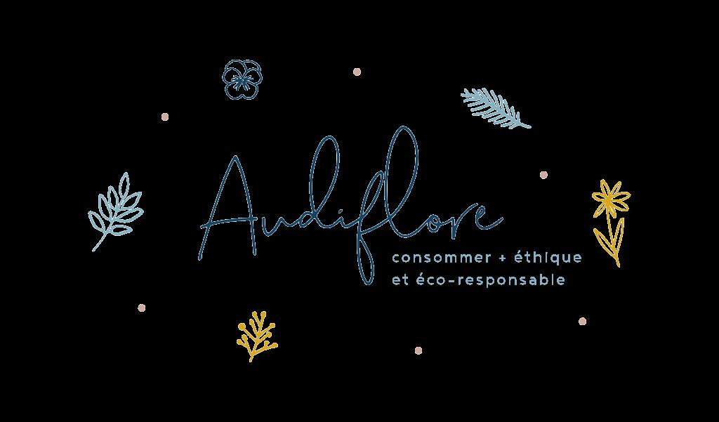 Logo motif Aufiflore